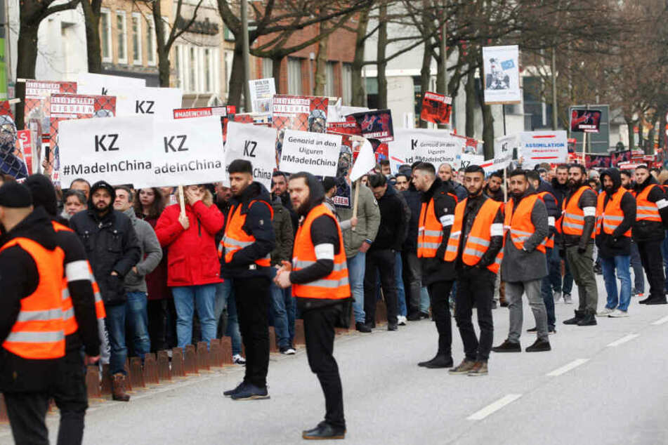 Verbotene Islamisten-Gruppe hat in Hamburg weiter Zulauf