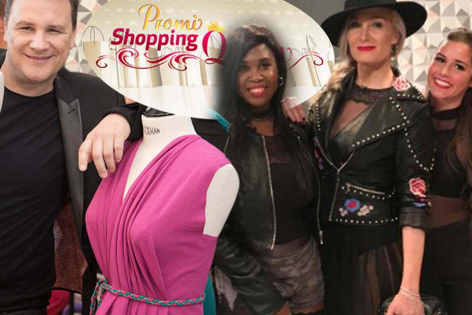 Janine Kunze Shopping Queen