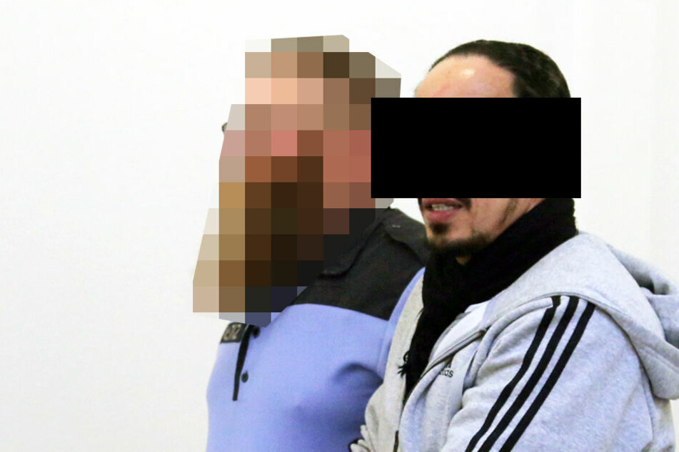 Spezialkräfte nahmen den 43-Jährigen Ben Bechir nach seiner Flucht fest.