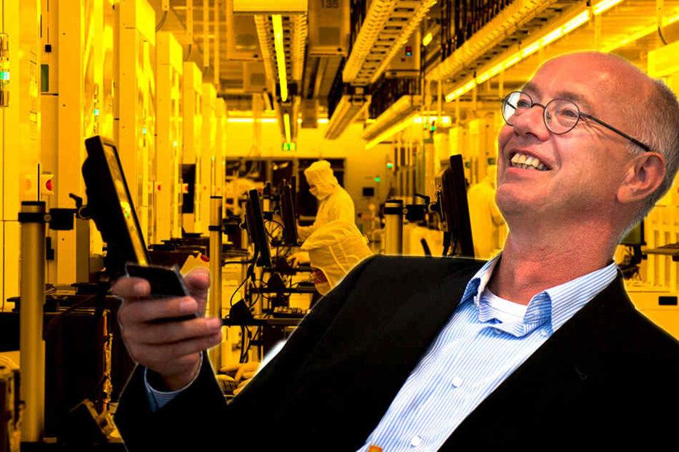 Globalfoundries: Erst Jobabbau - jetzt Milliarden-Investition