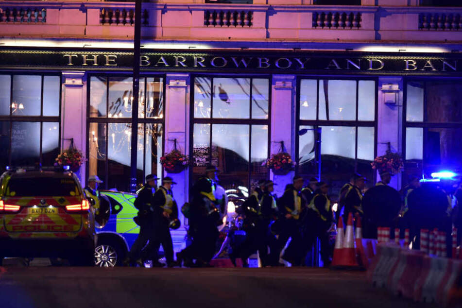 Die Faktenlage Terror in London: Was wir wissen und was nicht