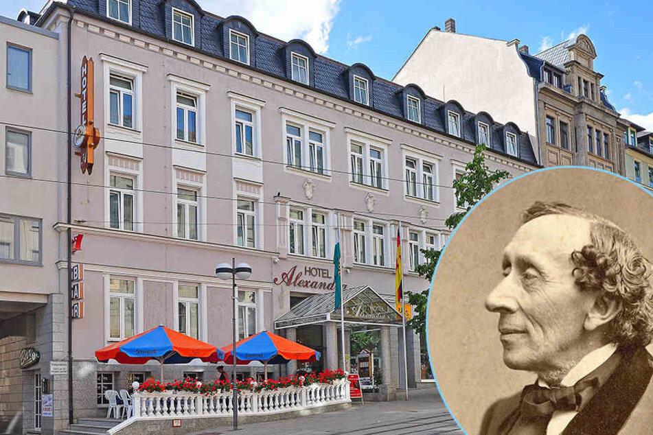 Märchen-König Andersen war auch schon da: Alexandra feiert Geburtstag