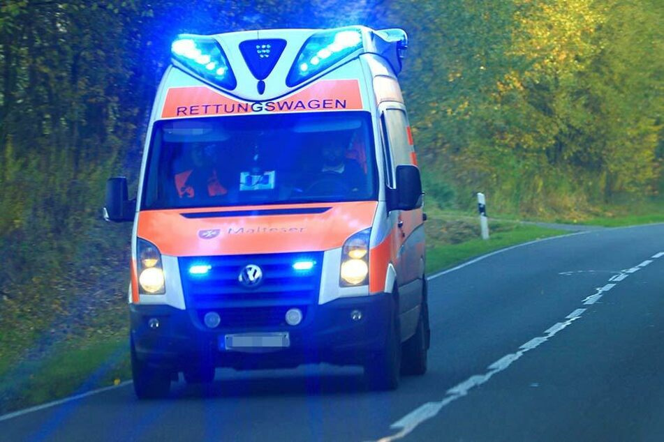 Schwerer Crash in Nordsachsen: Kind verletzt!