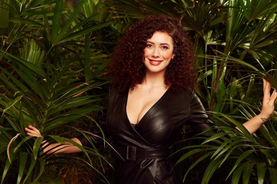 """Leila Lowfire (25) ist die """"Sexpertin"""" im diesjährigen Dschungelcamp."""