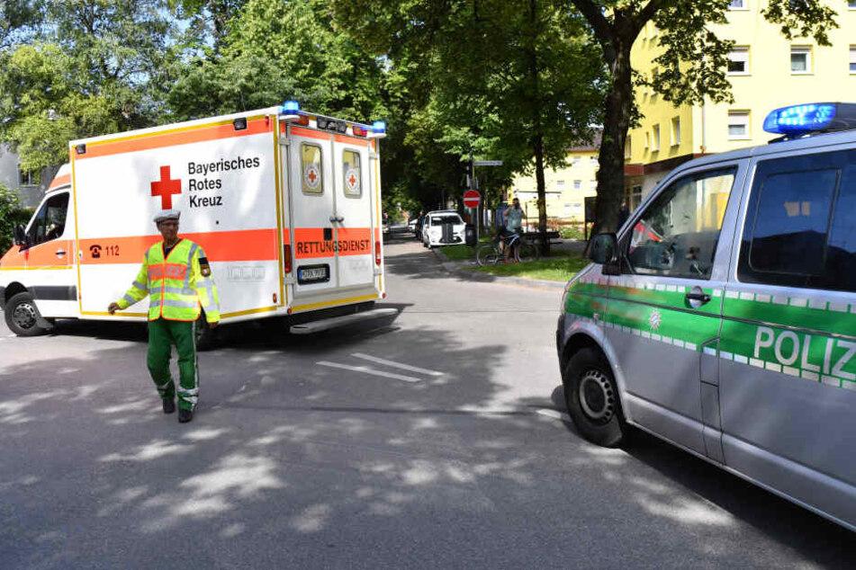 Verletzte nach Schüssen in München