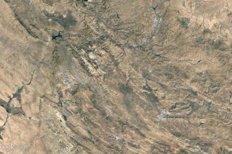 Bei dem schweren Erdbeben in den südlichen Kurdengebieten sind mindestens 140 Menschen ums Leben gekommen.