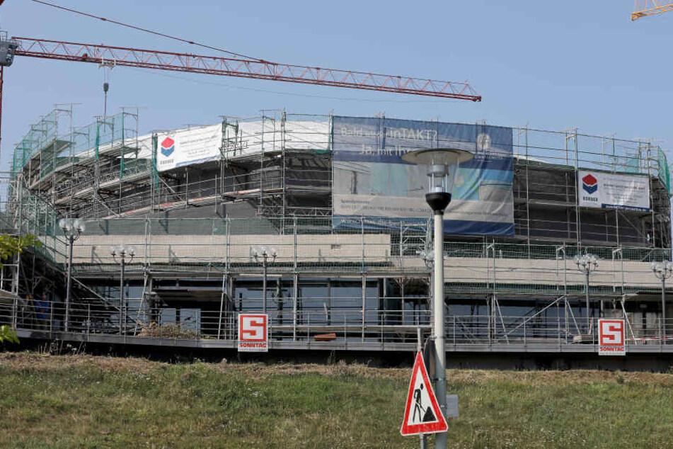 Die Bonner Beethovenhalle wird nicht vor 2022 fertig.