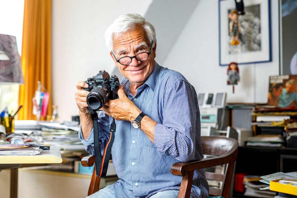 Heute genießt Hässler seinen Ruhestand. Der Familienvater lebt mit Frau in  Oberloschwitz.