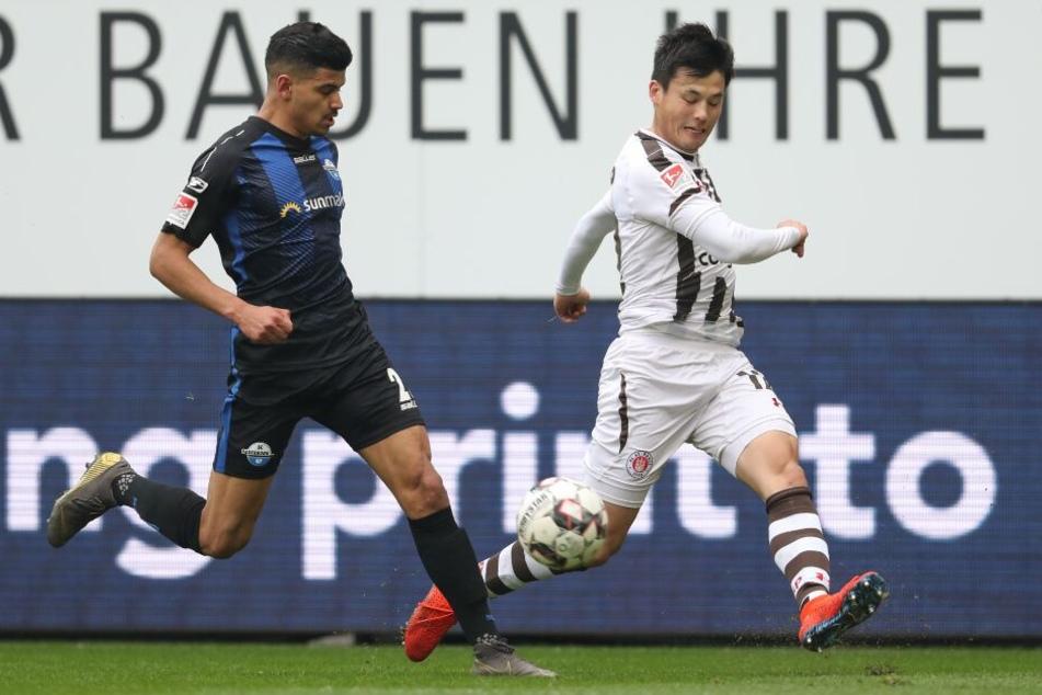 Am Ende gingen die Paderborner ohne drei Punkte nach Hause.