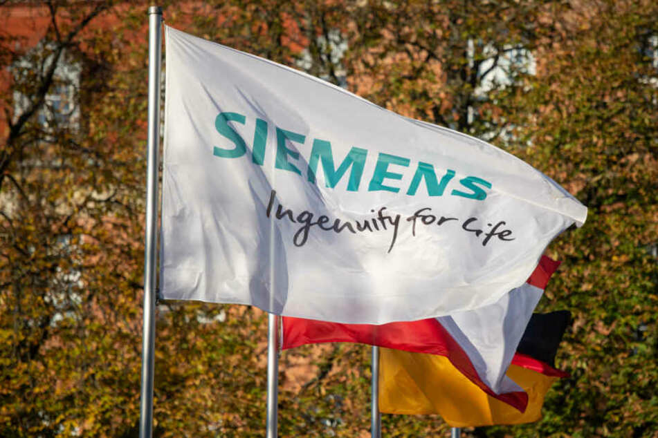 Der Siemens-Konzern befindet sich gerade im Prozess des Umbruchs. (Symbolbild)