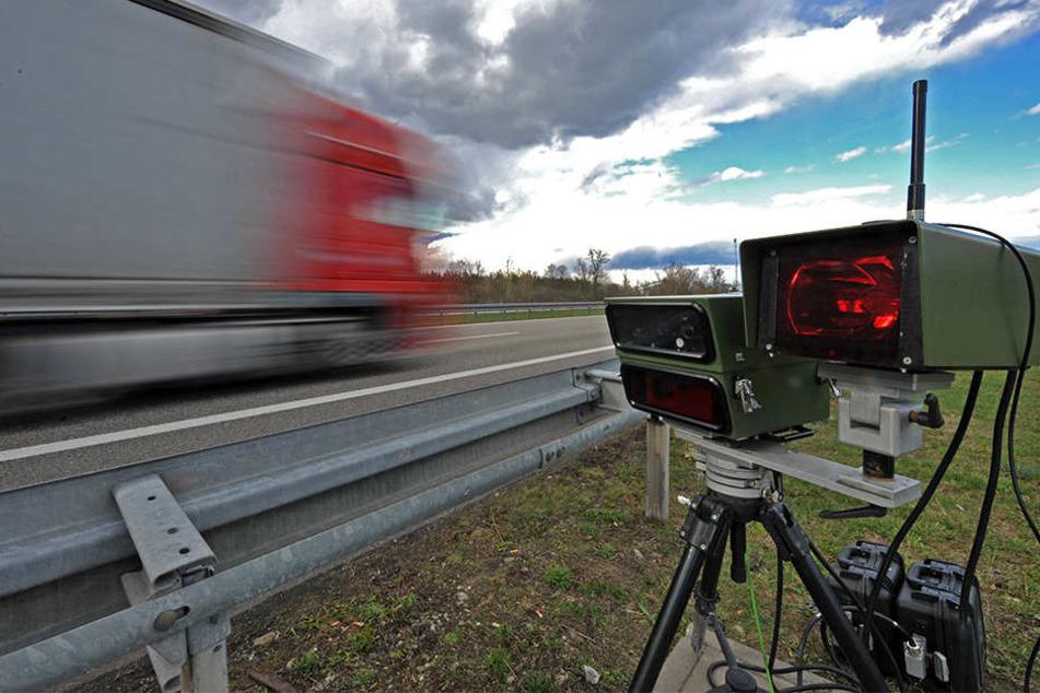 Die Polizei kündigte für diese Woche verstärkte Geschwindigkeitskontrollen an.