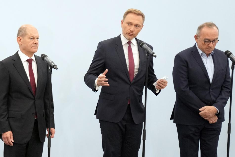 Grünes Licht für die Ampel: SPD beschließt Aufnahme von Koalitions-Gesprächen!