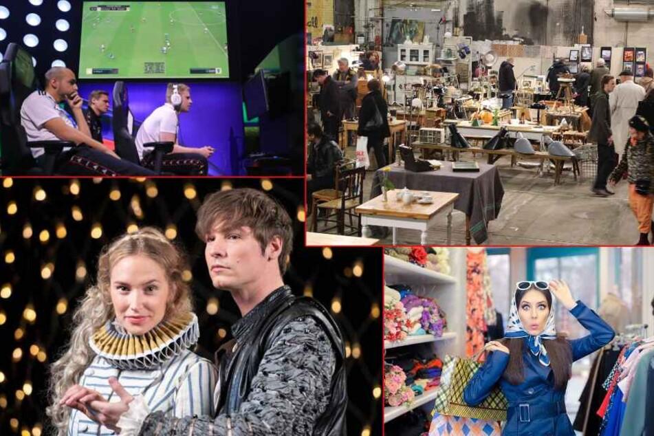 Von Gamevention bis Designmarkt: Das ist am Sonntag in Hamburg los!