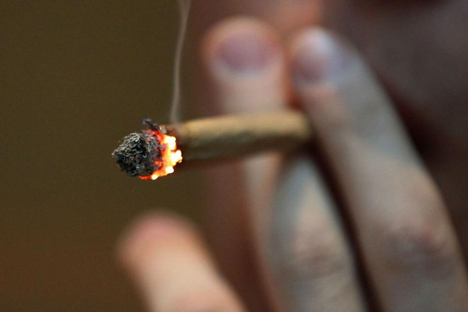 Die Zahl der ausgestellten Cannabis-Rezepte ist gestiegen (Symbolbild).