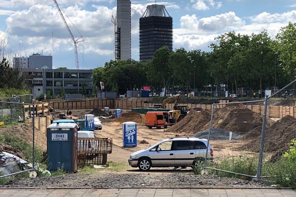 Bombenfund Köln Zollstock