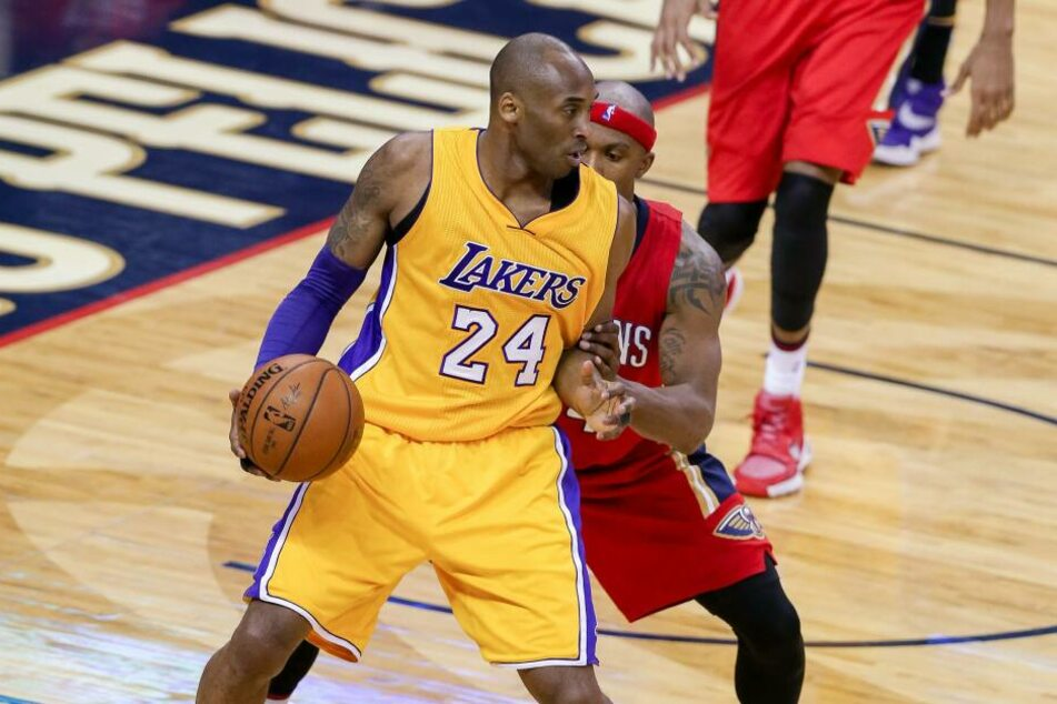20 Jahre spielte der 41-Jährige für die LA Lakers.