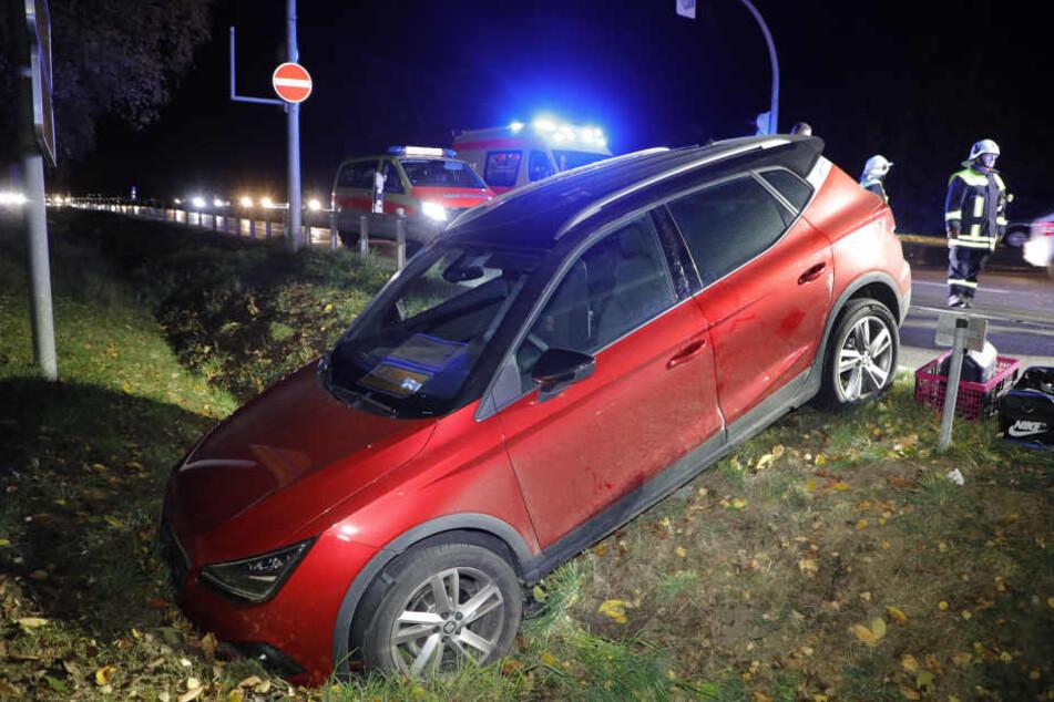 Chemnitz: Mann wird tot in seinem Auto gefunden