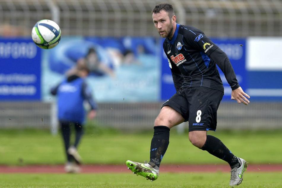 Marc-André Kruska verließ den Verein und schloss sich der zweiten Mannschaft von Werder Bremen an.