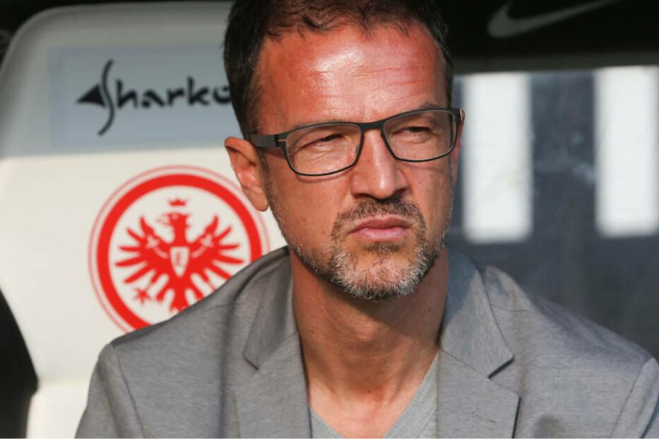 """""""Wer gegen Möller ist, ist auch gegen mich"""", hatte Sport-Vorstand Fredi Bobic seinem ehemaligen Team-Kameraden aus Nationalmannschafts-Zeiten zur Seite gestanden."""