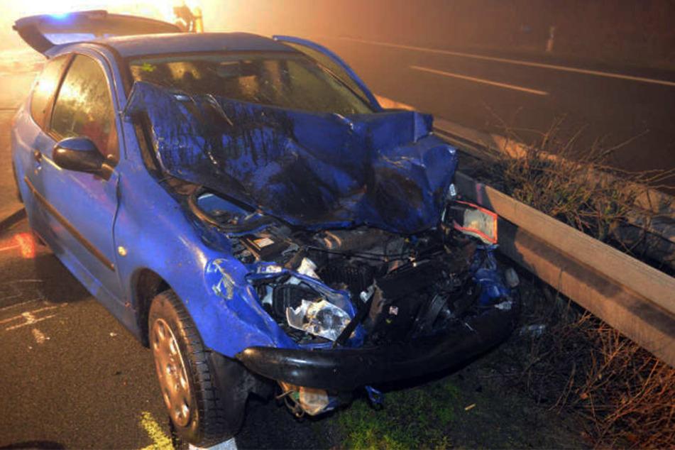 Die Insassen von zwei Autos kamen ums Leben.