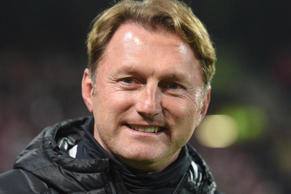 Ralph Hasenhüttl kehrt mit RB Leipzig zurück an seine alte Wirkungsstätte.