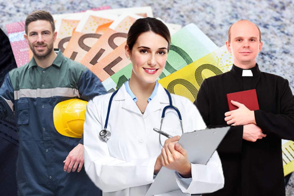Wollen Ärzte, Priester oder Anlagenfahrer noch arbeiten gehen, wenn es  ein bedingungsloses Grundeinkommen  gebe?
