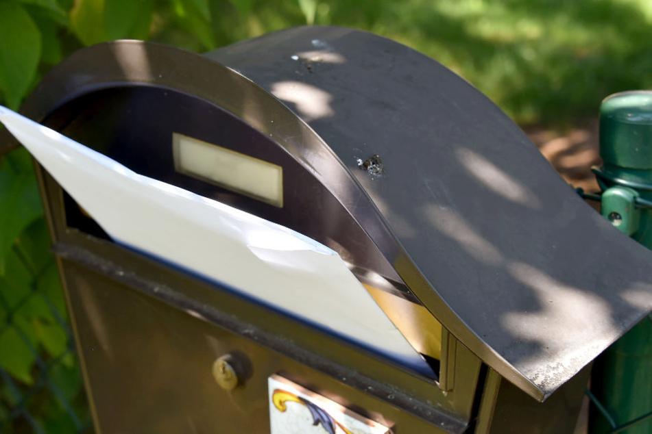 Im Briefkasten von Ulrich Eberlie landet regelmäßig die Post anderer. (Symbolbild)