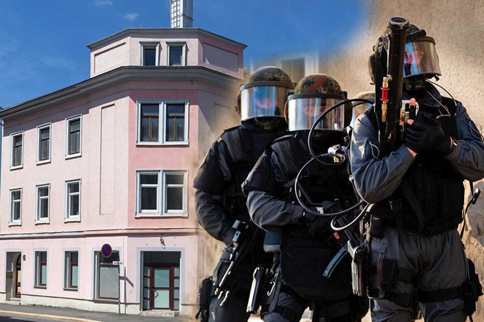 IS-Alarm in Sachsen: So lief die Verhaftung des Syrers (22)