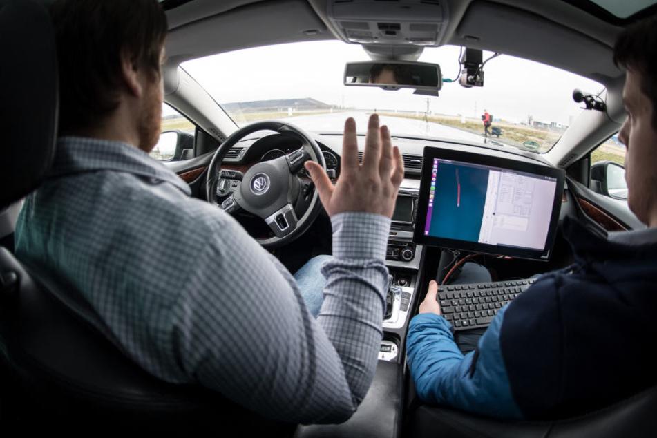 Zwischen drei Städten sind bald selbstfahrende Autos unterwegs
