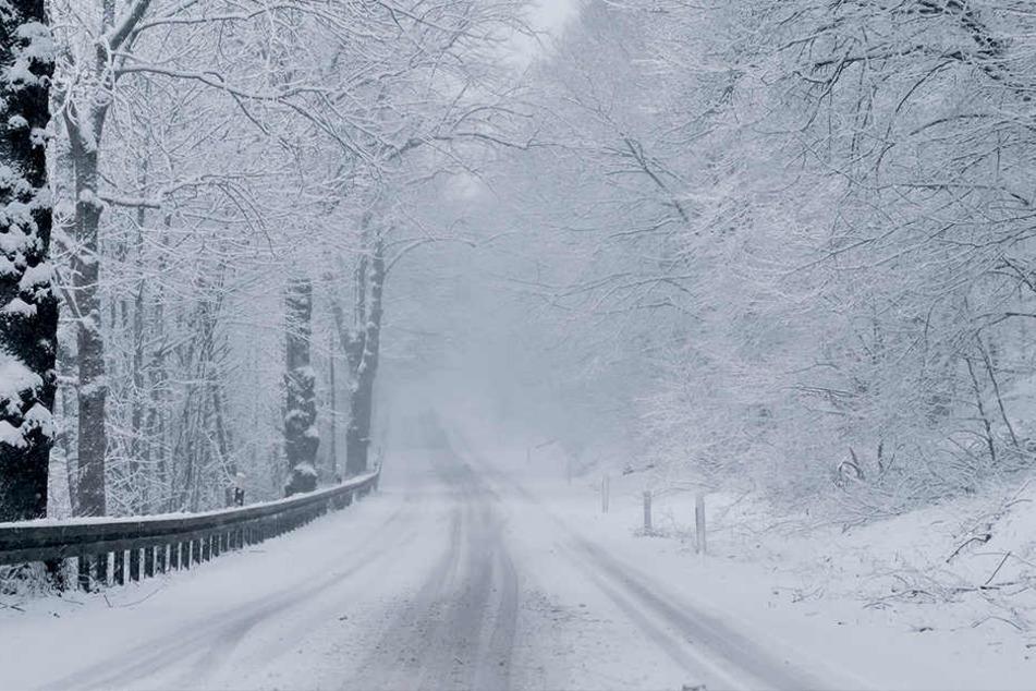 Polar-Kälte hat es schwer, nach Europa zu gelangen - uns schützt die Nord- und Ostsee.