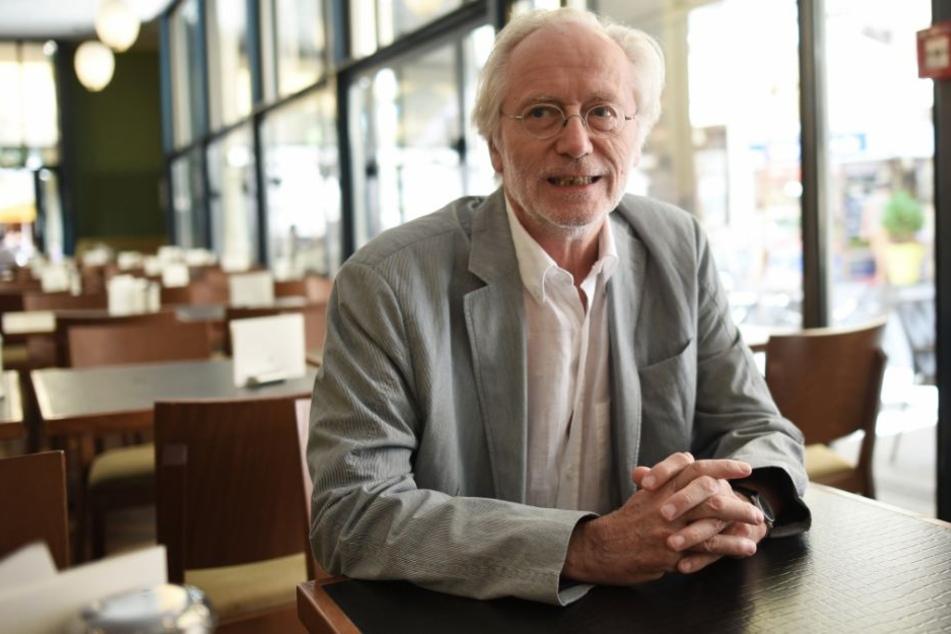 """Joachim Hermann Luger (74) alias Hans Beimer ist am 2. September letztmals in der """"Lindenstraße"""" zu sehen."""