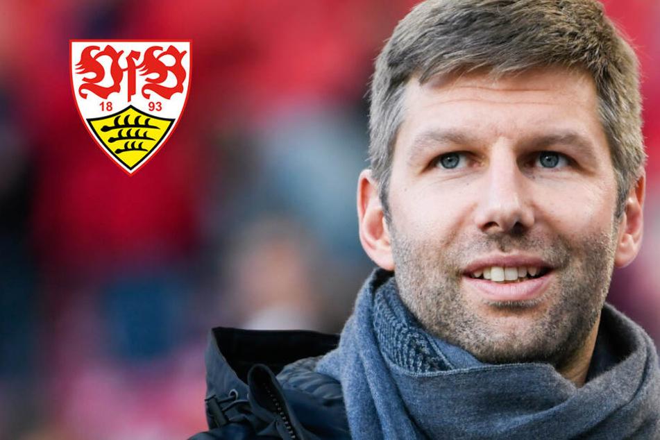 VfB Stuttgart: Vorstands-Vorsitzender Thomas Hitzlsperger bleibt Sportchef