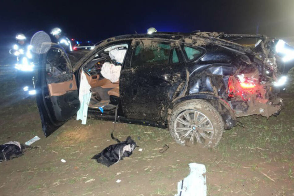 Autofahrer flüchtet nach Unfall und baut gleich den nächsten