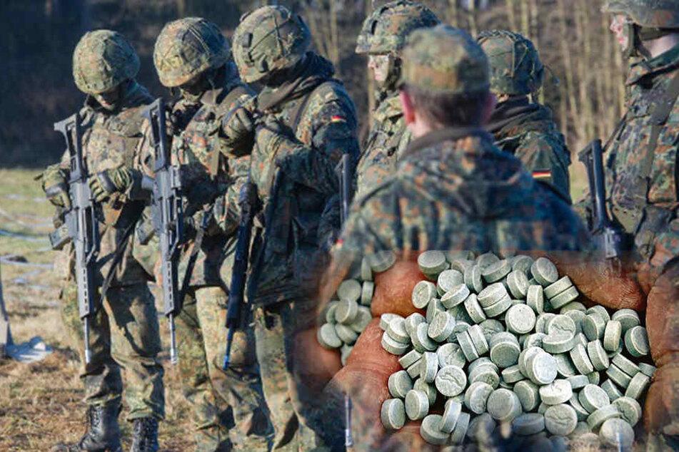 Neuer Bundeswehr-Skandal! Diesmal sind es Drogen...