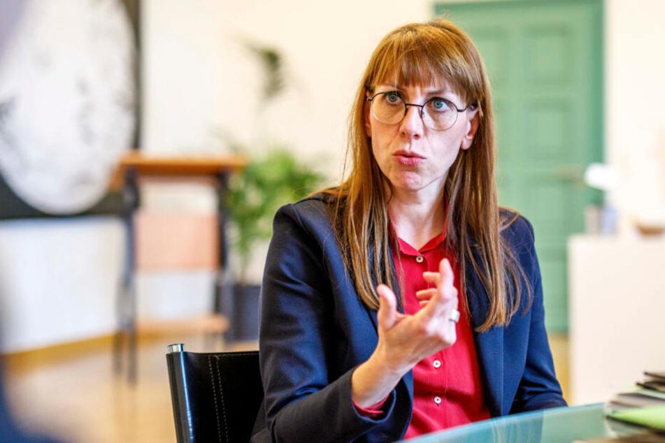 Justizministerin Meier: Ihr Büro ist ein Verschiebebahnhof