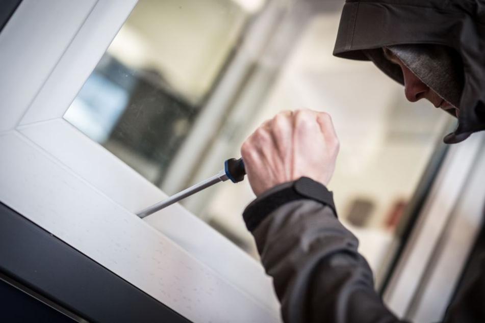 Für Einbrecher ist es oft sehr einfach, nur mit Hilfe eines stabilen Schraubendrehers einzubrechen.