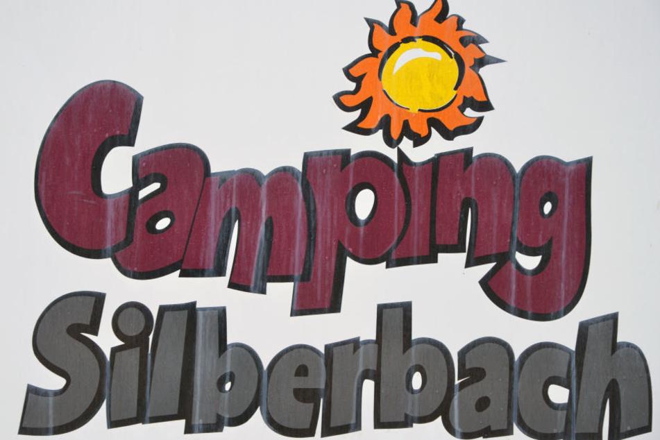 Den kleinen Campingplatz Silberbach gibt es seit zehn Jahren.