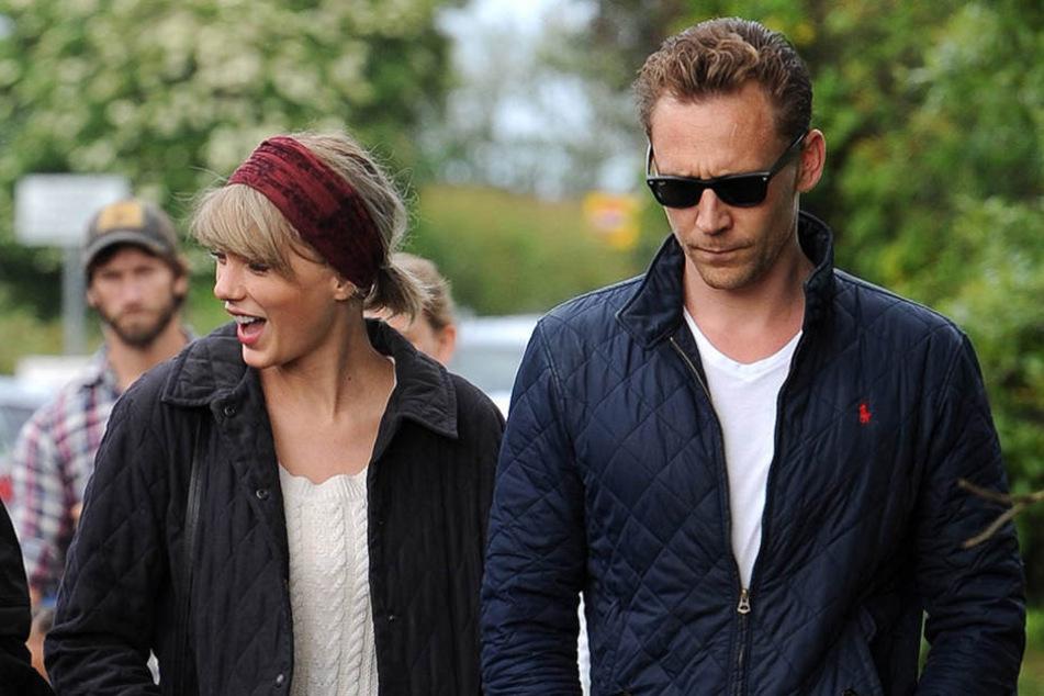 Sie wirkten so glücklich - doch von Anfang an sorgte die Beziehung von Taylor Swift und Tom Hiddleston für Furore.