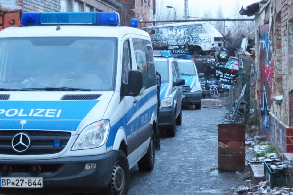 """Polizei räumt Linken-Treff """"Black Triangle"""": Jetzt spricht der Eigentümer"""