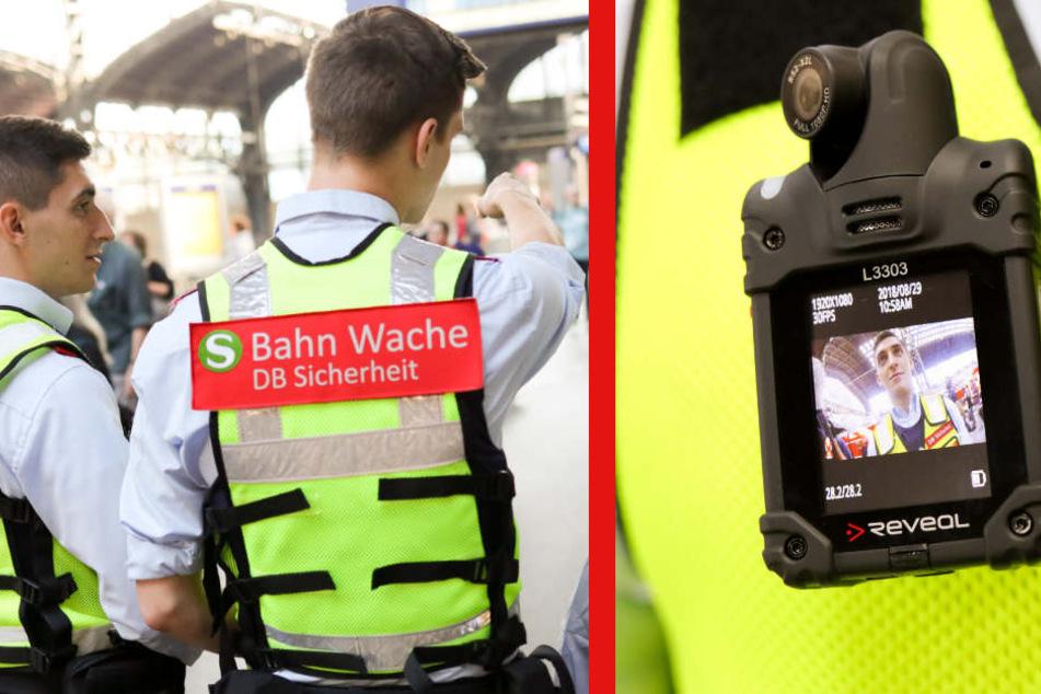 Damit sollen Angriffe auf Bahn-Mitarbeiter verringert werden