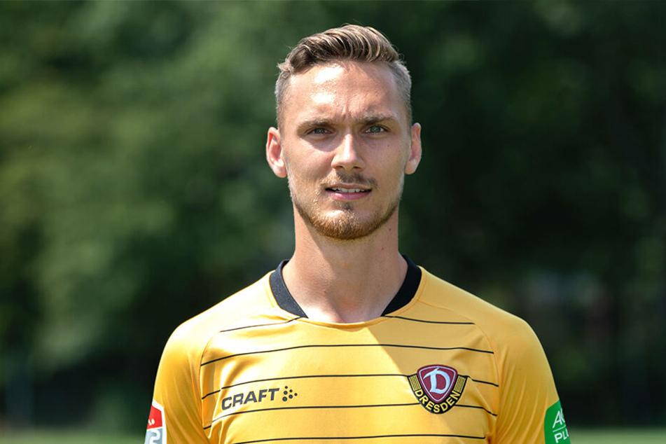 Bereits seit Sommer 2018 trägt der Schwede Linus Wahlqvist das schwarz-gelbe Trikot.