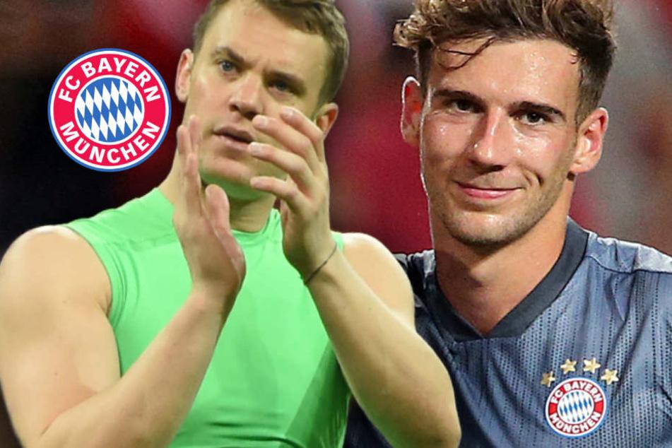 """Bayern zu Gast bei Schalke: Goretzka im Fokus, Neuer spricht von """"Hass"""""""