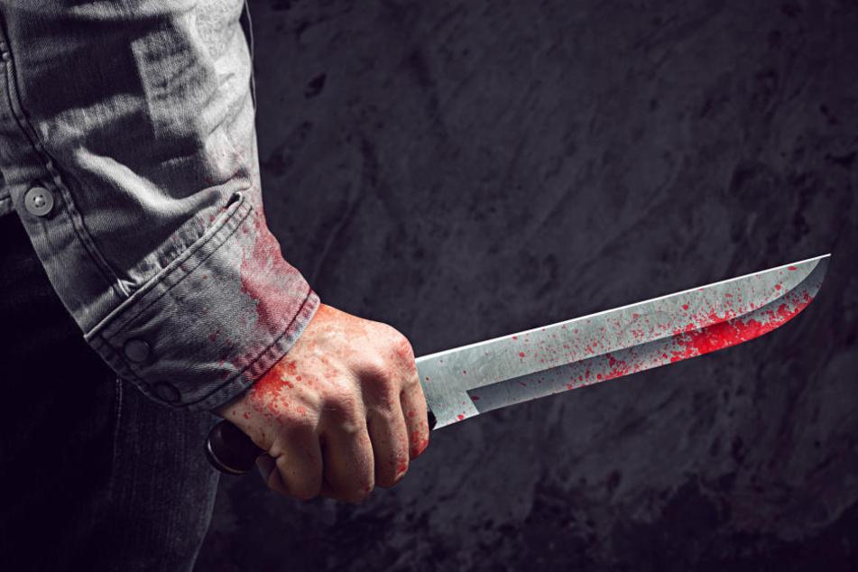 Asylbewerber attackiert Polizist mit Messer