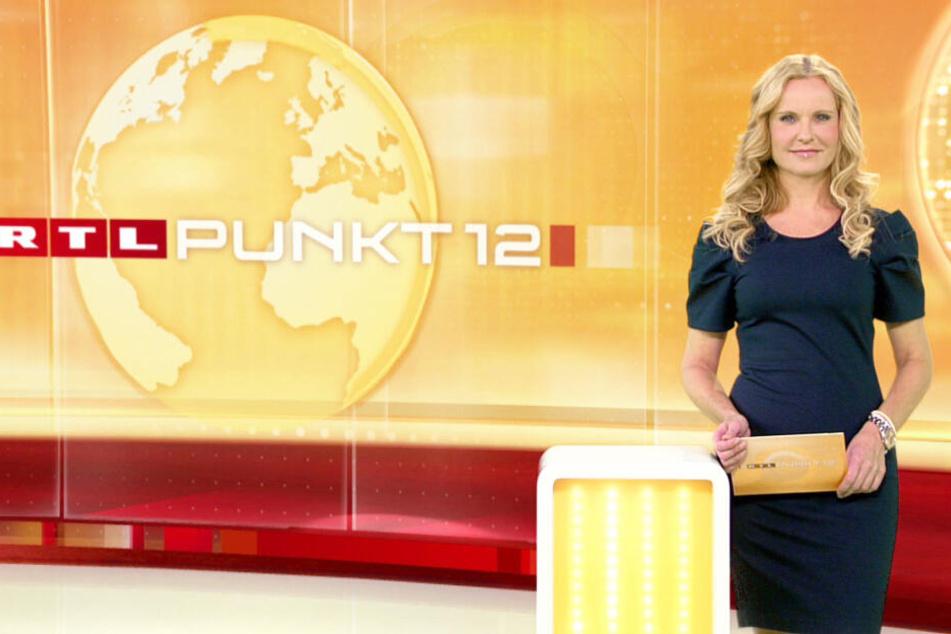 """Die meisten manipulierten Beiträge liefen bei der RTL-Sendung """"Punkt 12"""" mit Katja Burkard."""