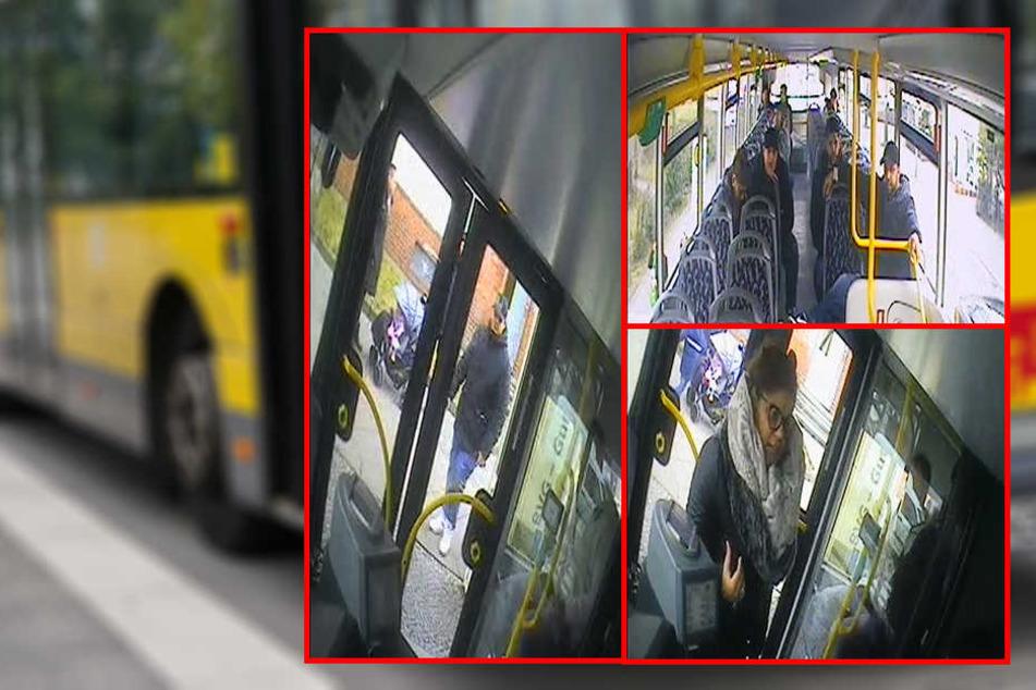 Fahndung nach Randalierern: Busfahrerin geschlagen