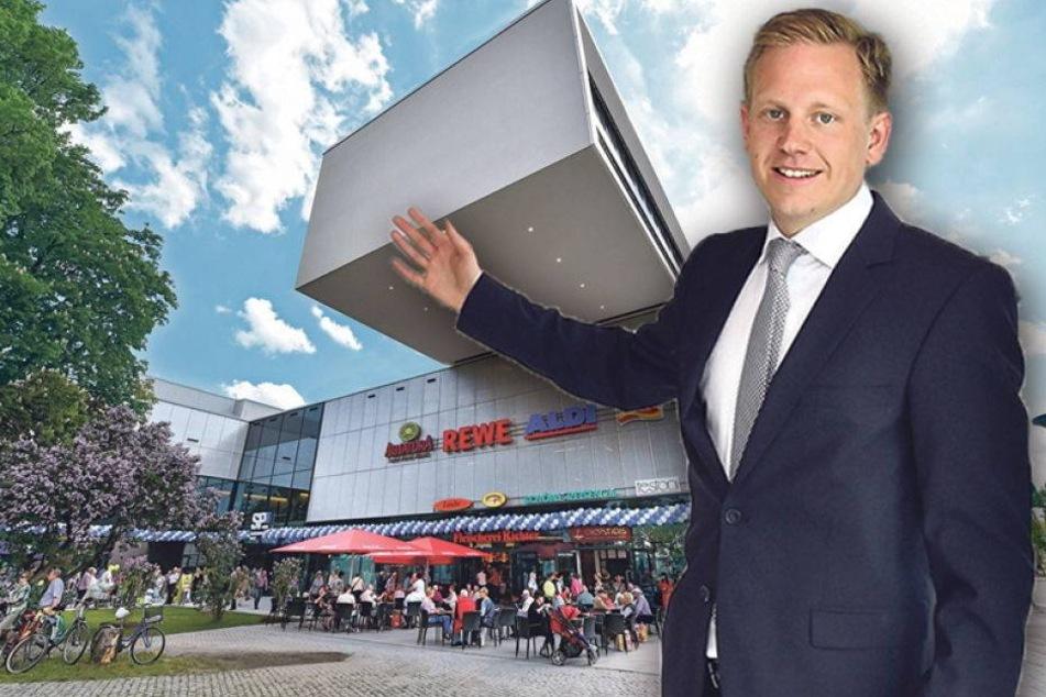 Das neue Supernase-Einkaufszentrum ist eröffnet, aber...