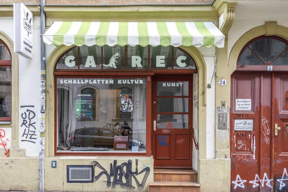 Der Laden ist in der Rothenburger Straße 24. Hier steigt am Donnerstagabend die Eröffnung.