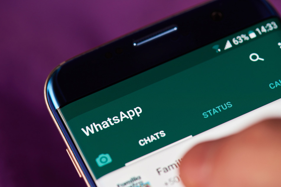 WhatsApp's new function will save users a lot of embarrassment (stock image).