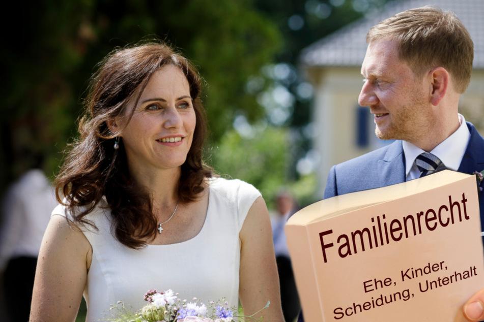 MP Kretschmer, aufgepasst! Sachsens Ehen halten nur noch 15 Jahre