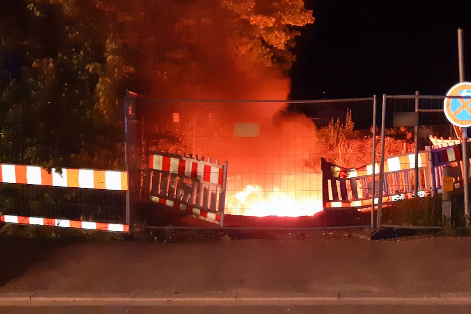 Die Stadt München war in der Nacht auf Freitag nach einem Kabelbrand von einem Stromausfall betroffen. (Archiv)